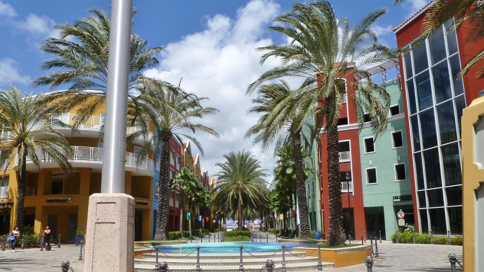 Rennaissance-mall
